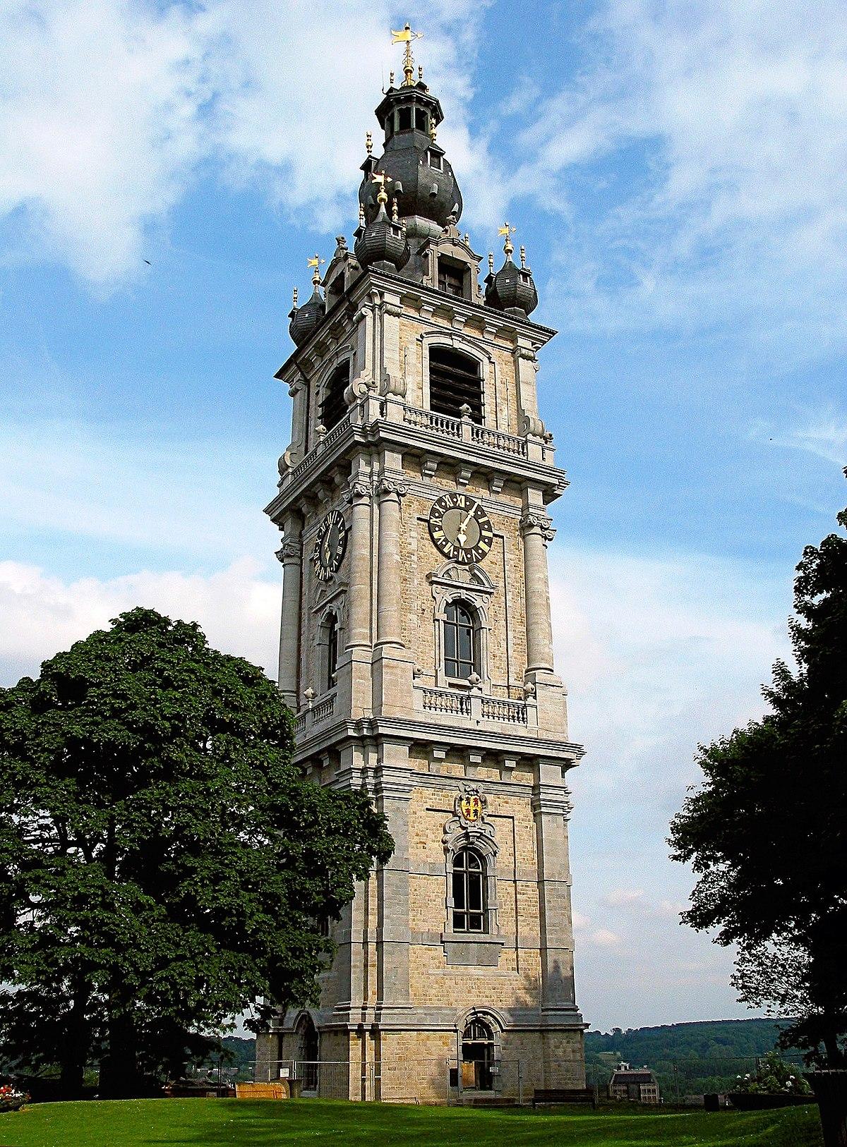 Beffroi di Mons  Wikipedia