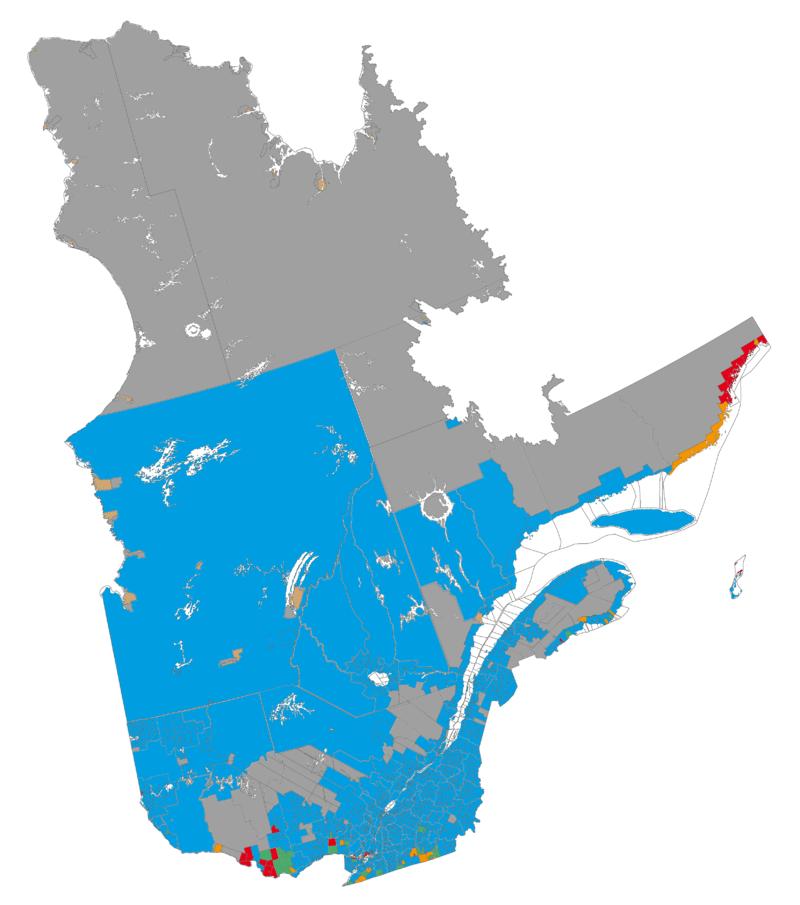 Canadian Map Territories%0A Quebec
