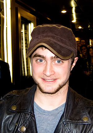 English: Actor Daniel Radcliffe