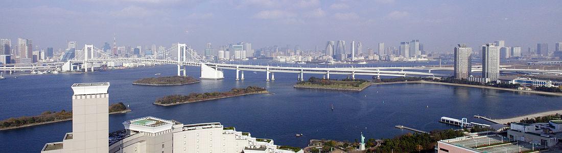 Tokyo Bay Happiness