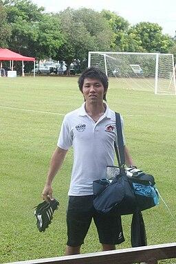 Takuya Iwata in Oct 2012