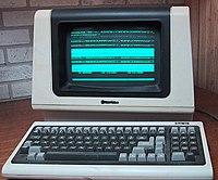 Terminal de computadora TeleVideo 925