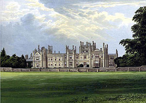 Tregothnan in the late 19th century.