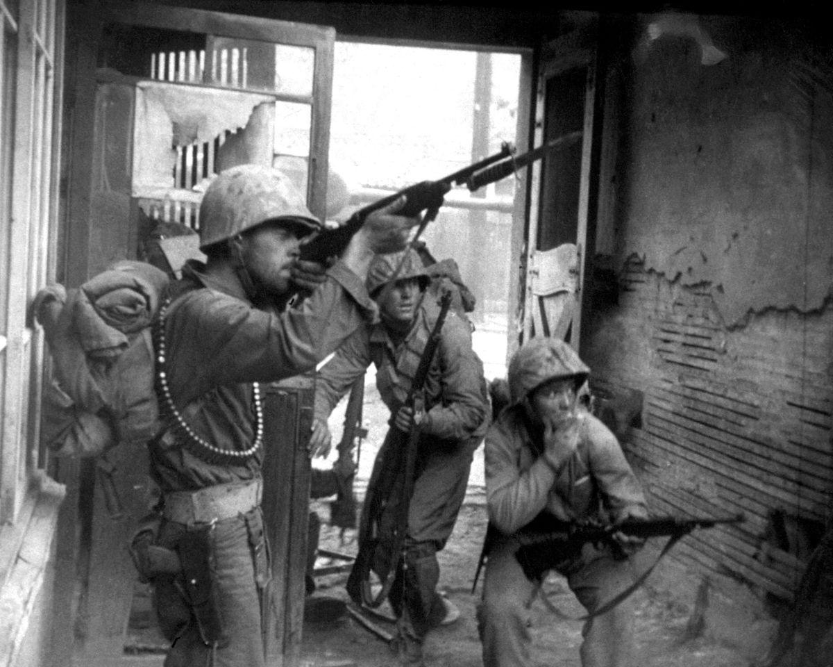 Koreakrigen  Wikipedia