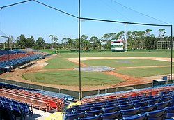 Holman Stadium Vero Beach Wikipedia