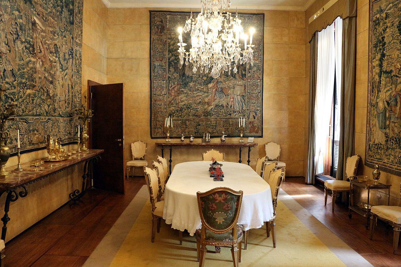 FileVilla necchi campiglio sala da pranzojpg  Wikipedia