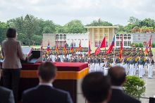 Republic of China Military Academy, 16 June 2016