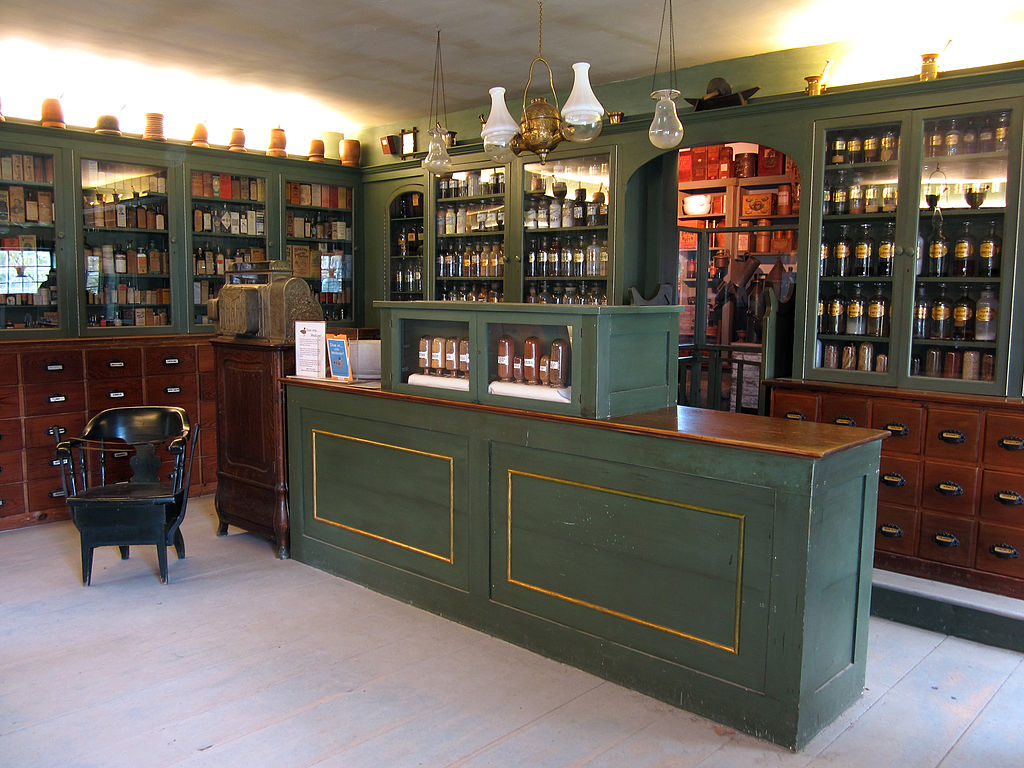 FileApothecary Shop Interior 1jpg Wikimedia Commons