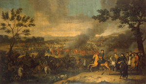 English: Battle of Poltava 1709
