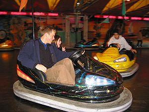 Bumper Car at a small town fair