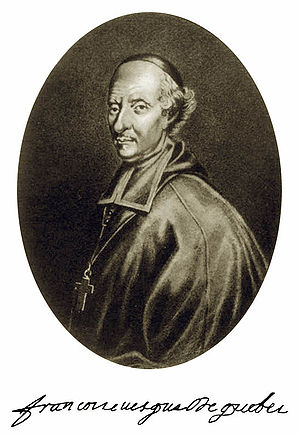 François de Laval, first bishop of New France ...