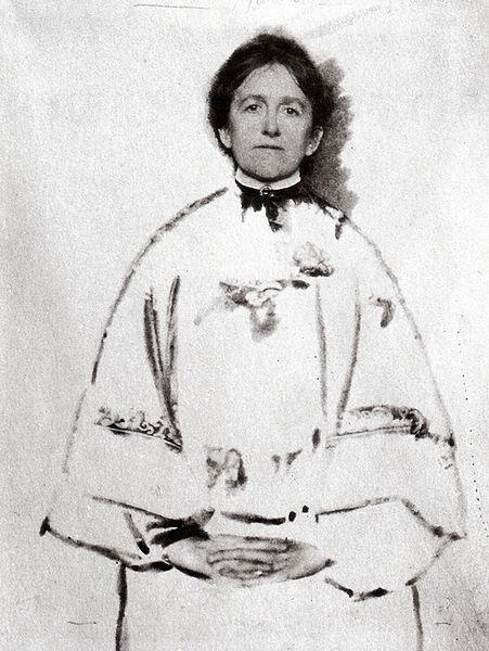 File:Gertrude Kasebier-Portrait.jpg