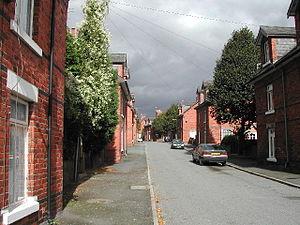 New Street, Hilcote