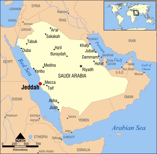 File:Jeddah, Saudi Arabia locator map.png