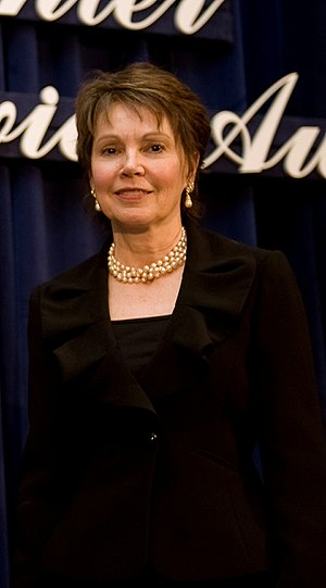 Julie Nixon Eisenhower, daughter of former Pre...