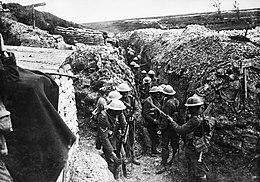 塹壕戰 - 維基百科,自由的百科全書