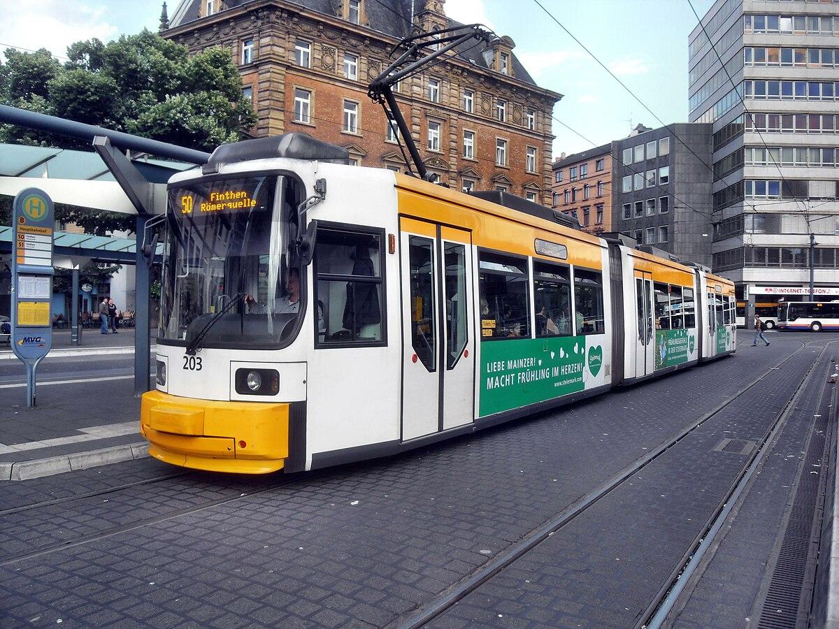 Tramway de Mayence  Wikipdia