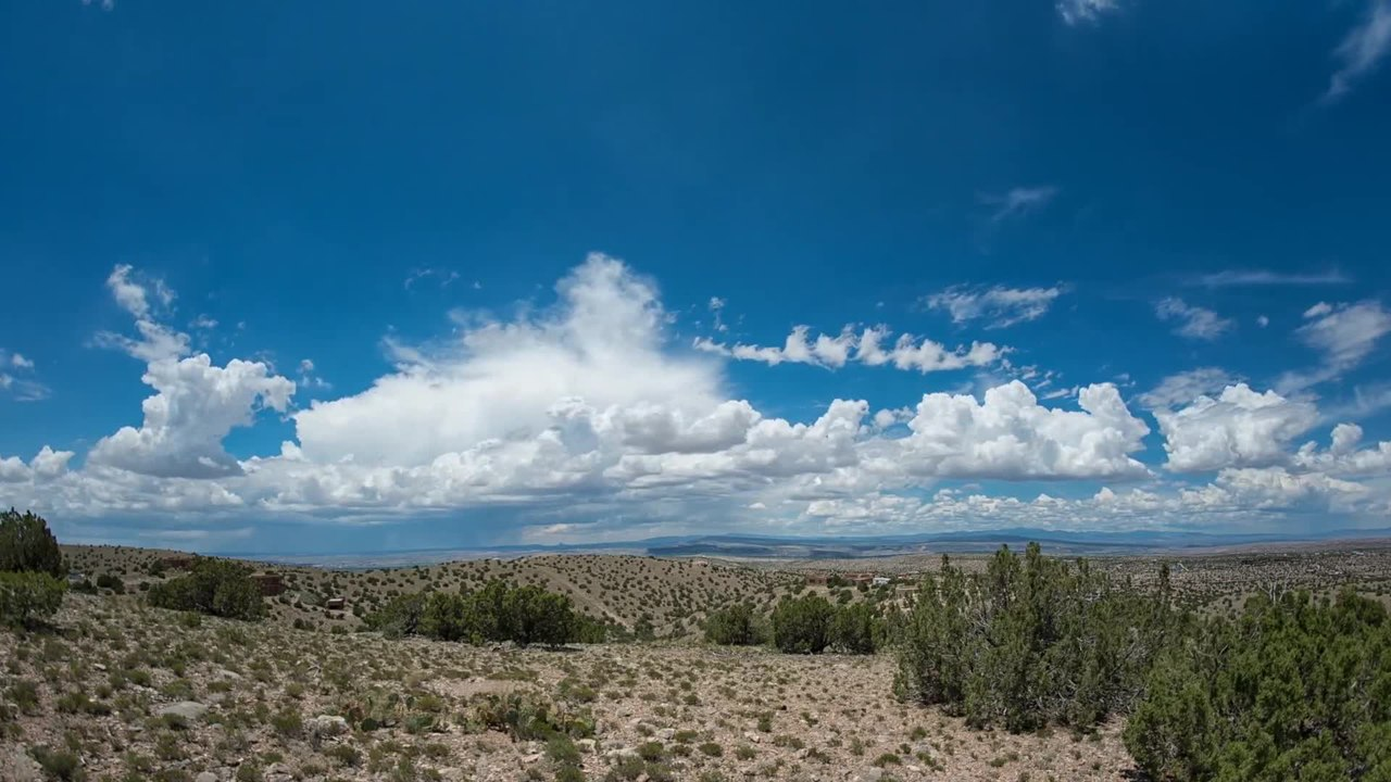 File Monsoon Clouds Albuquerque New Mexico Usa 5