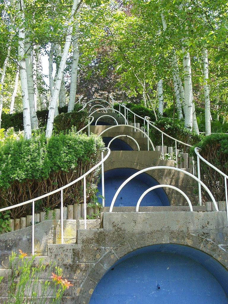 FileNaumkeag Stockbridge MA  Blue StepsJPG  Wikimedia Commons