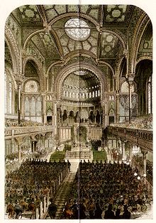Nueva Sinagoga Berln  Wikipedia la enciclopedia libre