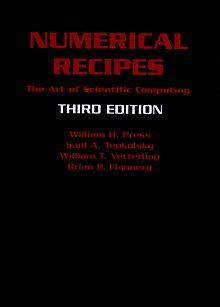 Numerical Recipes  Wikipedia