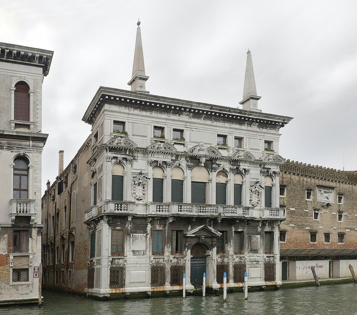 Palazzo Belloni Battagia  Wikipedia