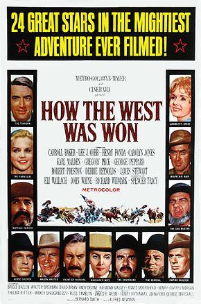 La Conquête De L'ouest Film : conquête, l'ouest, Conquête, L'Ouest, (film), Wikipédia