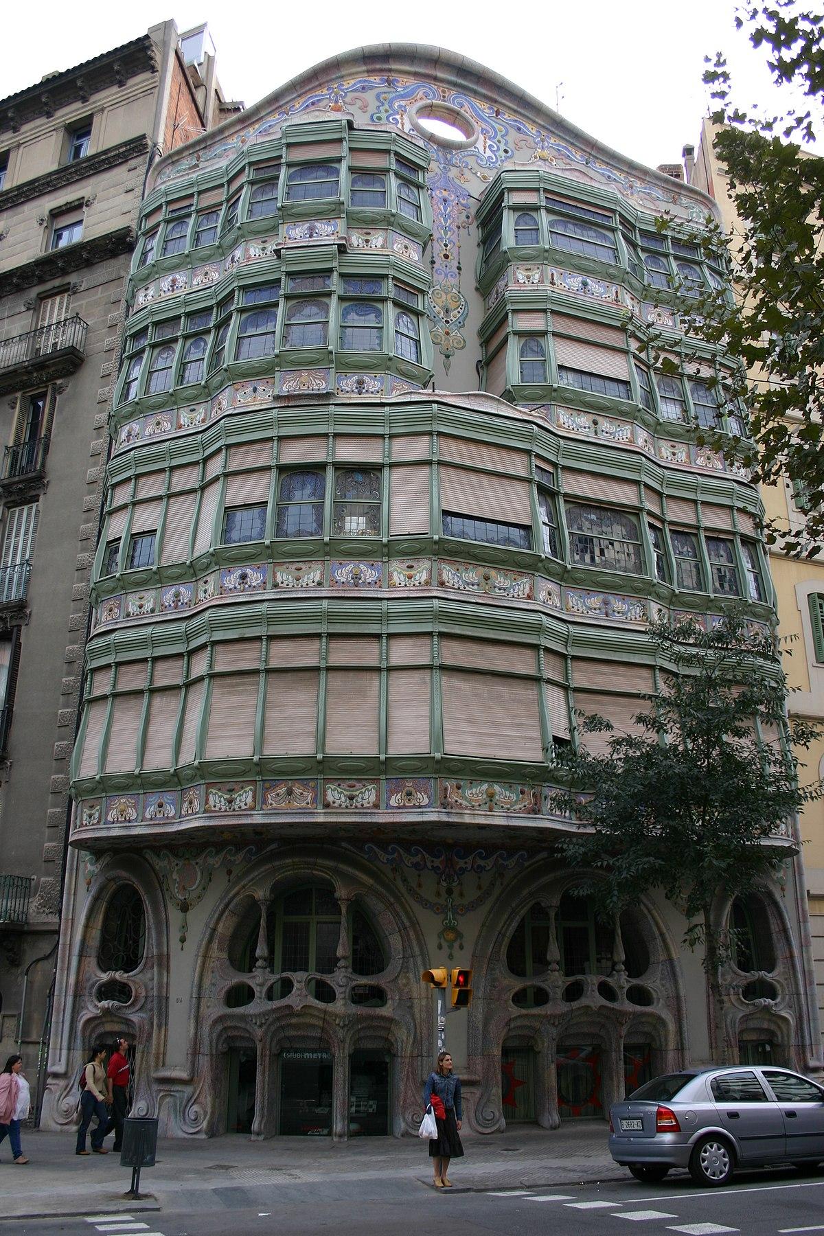 Casa Comalat  Wikipedia la enciclopedia libre