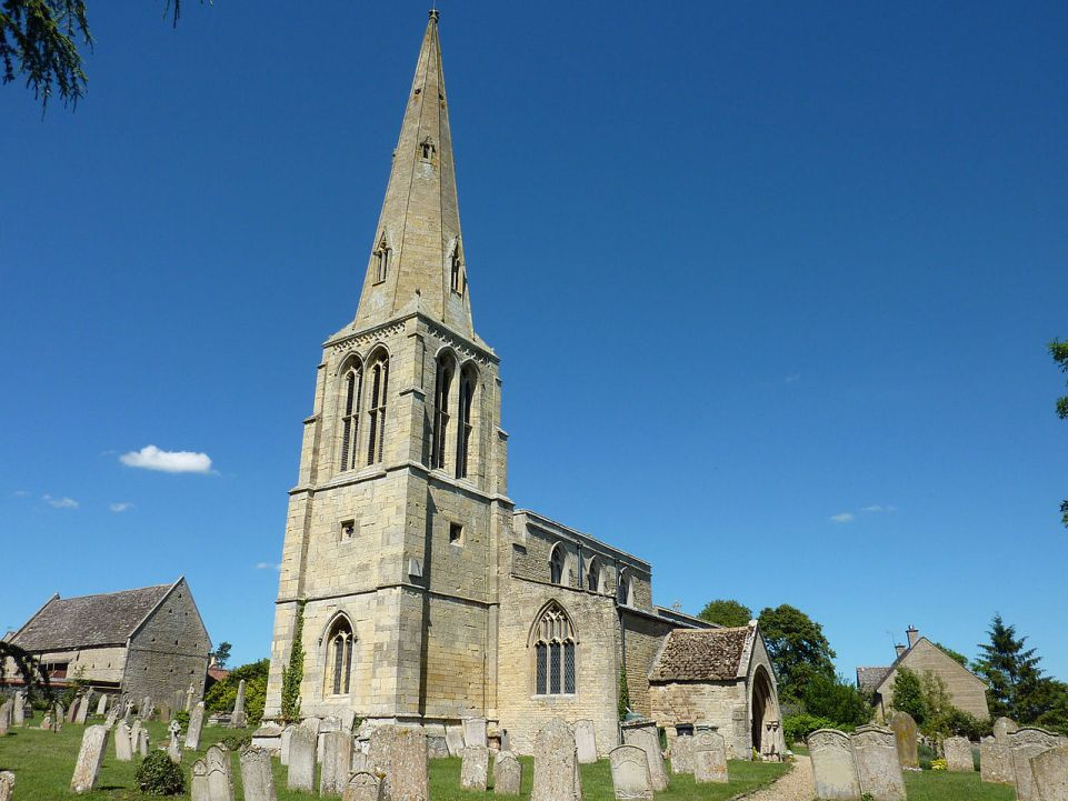 St Peter, Barrowden, Rutland