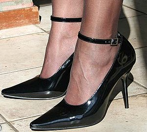 English: Stiletto heels