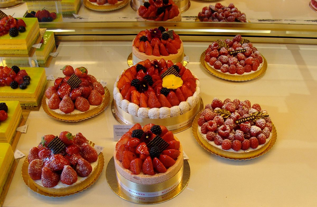 Strawberry Cake Wikipedia