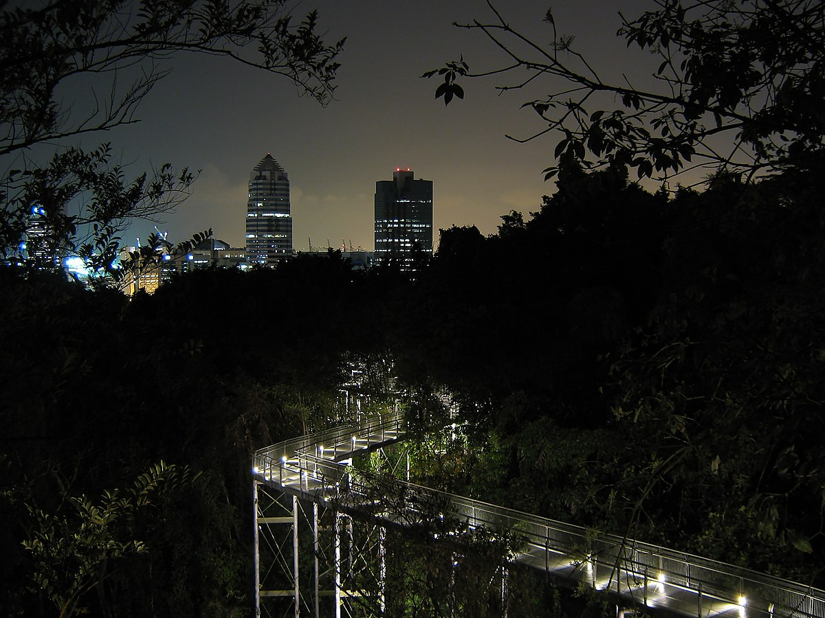 Telok Blangah Hill Park Wikipedia