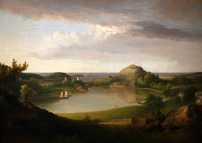 File:WLA brooklynmuseum Thomas Doughty-Harbor Landscape 1834.jpg