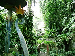 Sir Edward James' surrealist garden, Las Pozas...