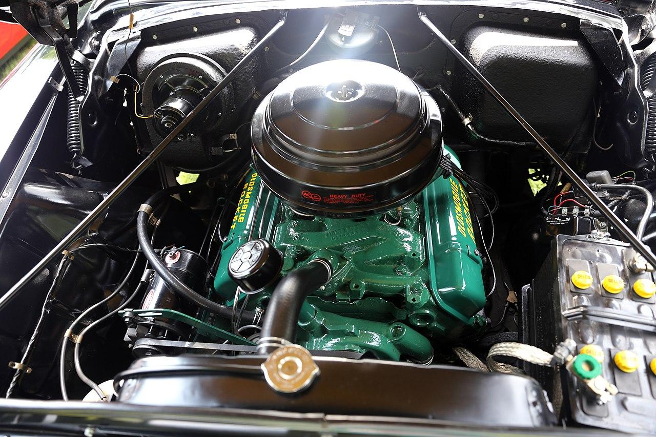 Pontiac 2 2 Engine Diagram Schematics File 324ci Oldsmobile Rocket V8 Engine 1954 56 Jpg