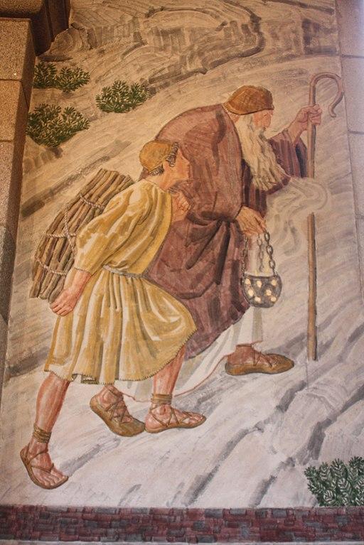 Abraham og Isak