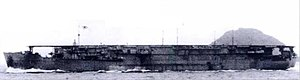 Japanese aircraft carrier Shinyo