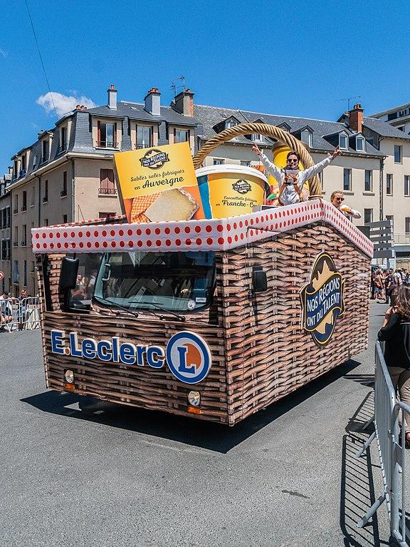Caravane Du Tour De France : caravane, france, File:Caravane, France, Rodez, 05.jpg, Wikimedia, Commons