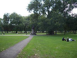 List of public art in Lambeth