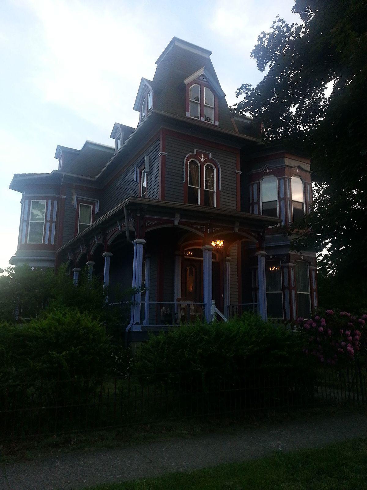 Conklin Mountain House Wikipedia