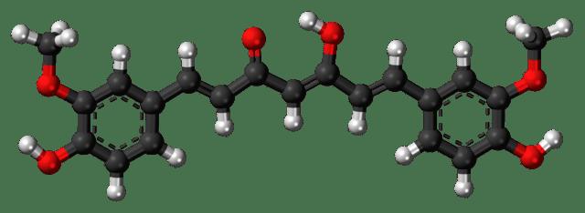 Curcumin Molecular Structure