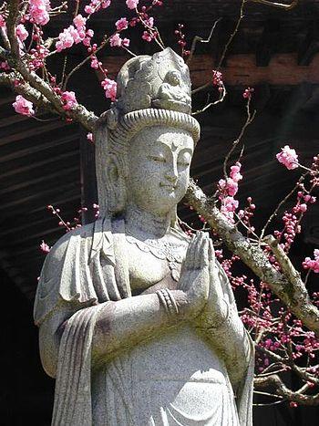 Kannon, the Bodhisattva of Compassion