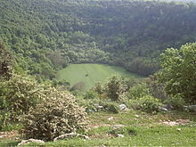 Dolina carsica  Wikipedia