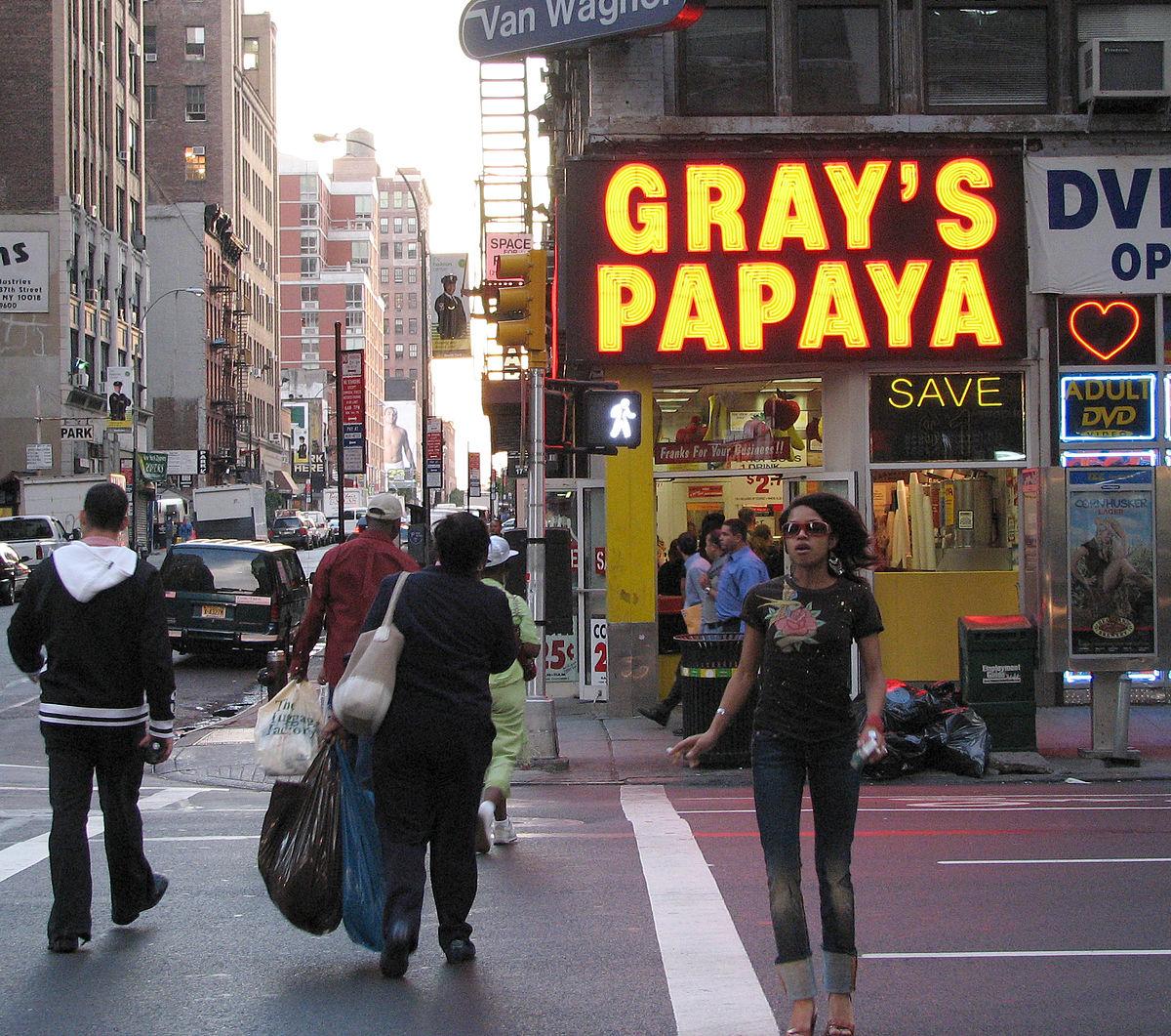 Grays Papaya  Wikipedia