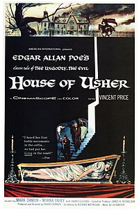 House of Usher 1960  Wikipdia a enciclopdia livre