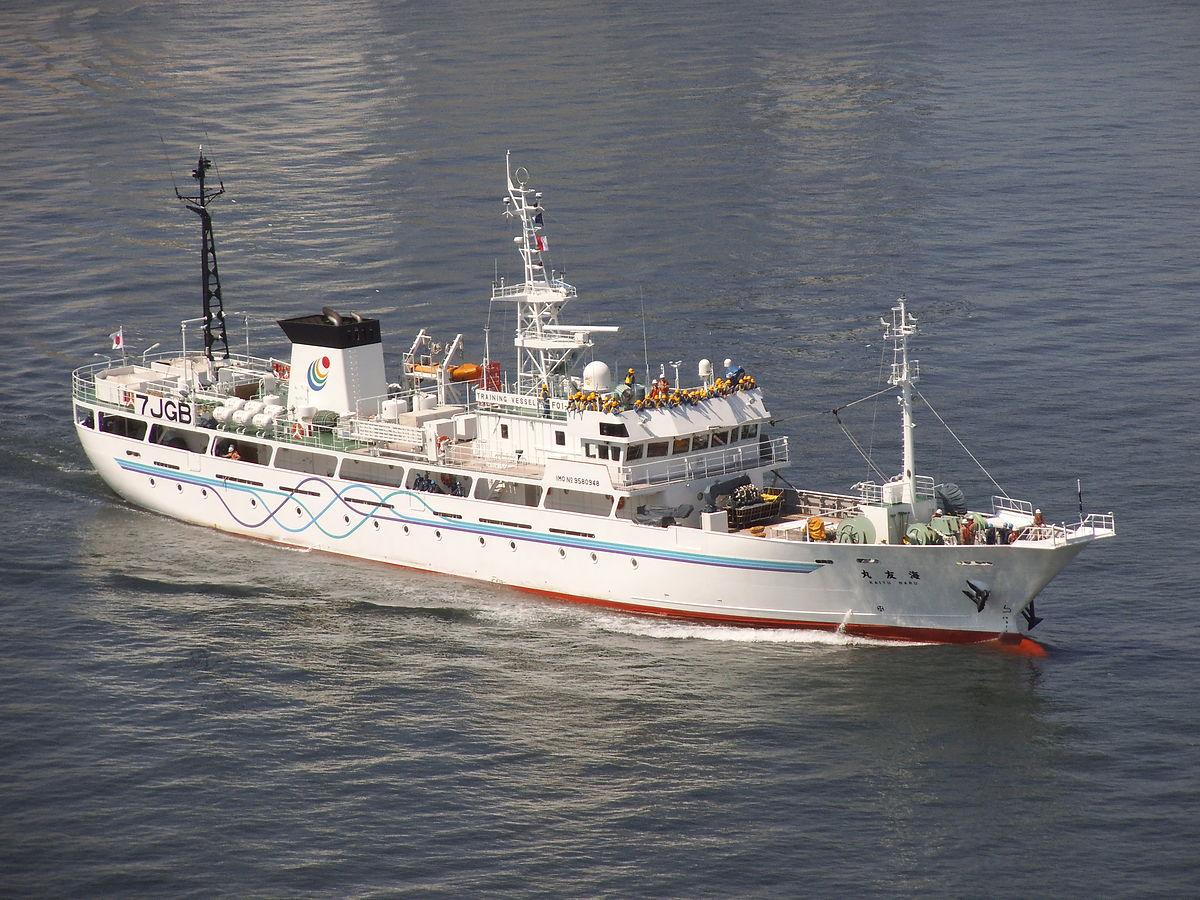 海友丸 - Wikipedia