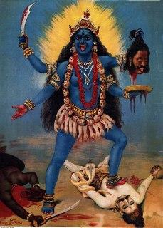 Resultado de imagen de diosa kali