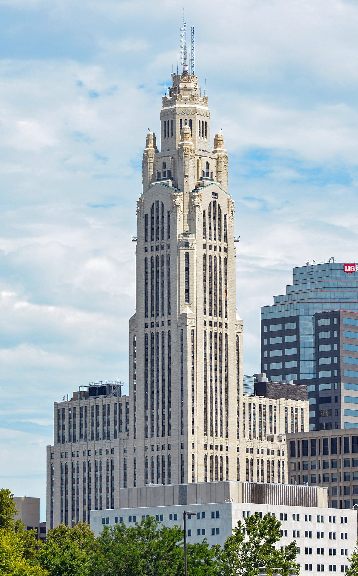 Leveque Tower Wikipedia