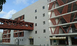 路氹邊檢大樓 - 維基百科。自由的百科全書