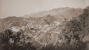 Mussoorie and Landour, 1860s.jpg